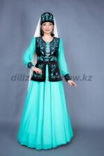 02313 Татарский женский костюм