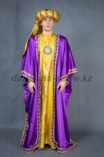 01567 Восточный принц в золотой чалме (большой размер)