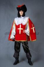 01502 Гвардеец кардинала «Д'Артаньян и три мушкетёра»