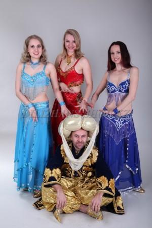 """Восточный танец """"Султан"""""""