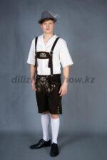 02289 Немецкий мужской костюм