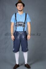 02273 Немецкий мужской костюм