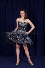 2629. Стиляга в стилизованном платье