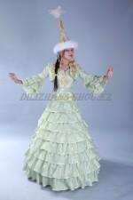 2032 Казахское национальное платье (1)