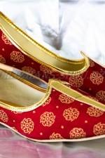 02410 Индийская национальная обувь