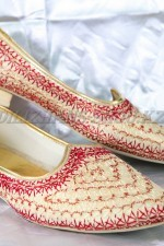 02412 Индийская национальная обувь