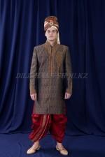 02405 Индийский национальный костюм мужской