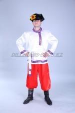 2072. Мужской русский народный костюм