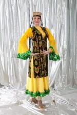 2149 национальный костюм узбекский женский