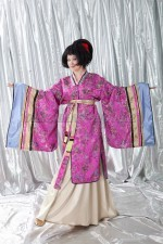 2274 японское кимоно
