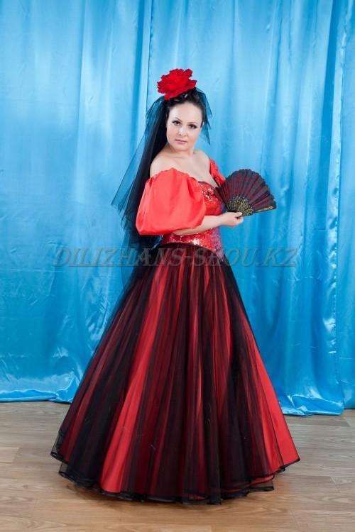 Испанские Платья Купить