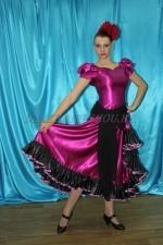 2298. Испанский костюм женский