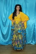 2277 цыганский национальный костюм женский
