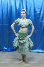 02511 Гавайский костюм женский
