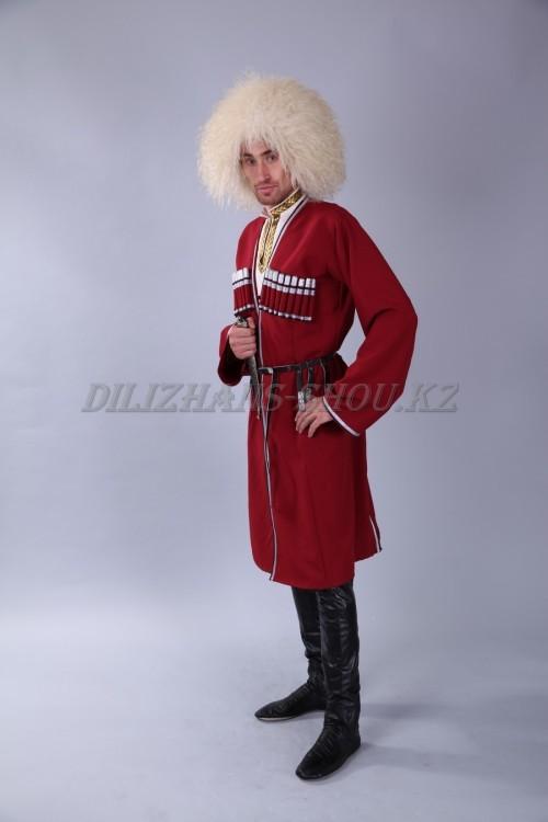 Одежда Кавказцев
