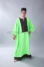 2204. Африканский национальный костюм мужской