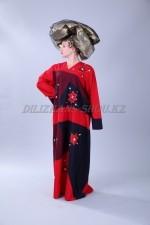 2213. Африканский национальный костюм женский