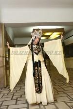 2110 грузинский национальный костюм женский