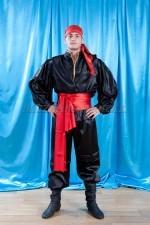 02255 Греческий национальный костюм мужской