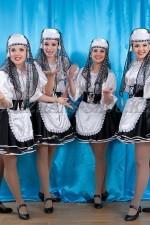 02489 Еврейские национальные костюмы