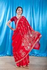 02365 Индийский танцевальный костюм