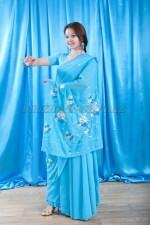02368 Индийское сари