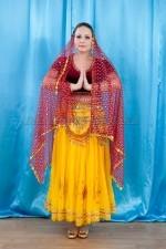 02363 Индийский танцевальный костюм