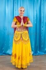 02364 Индийский танцевальный костюм