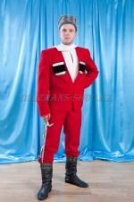 2073. Казачий мужской костюм