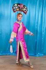 2170 китайский женский национальный костюм