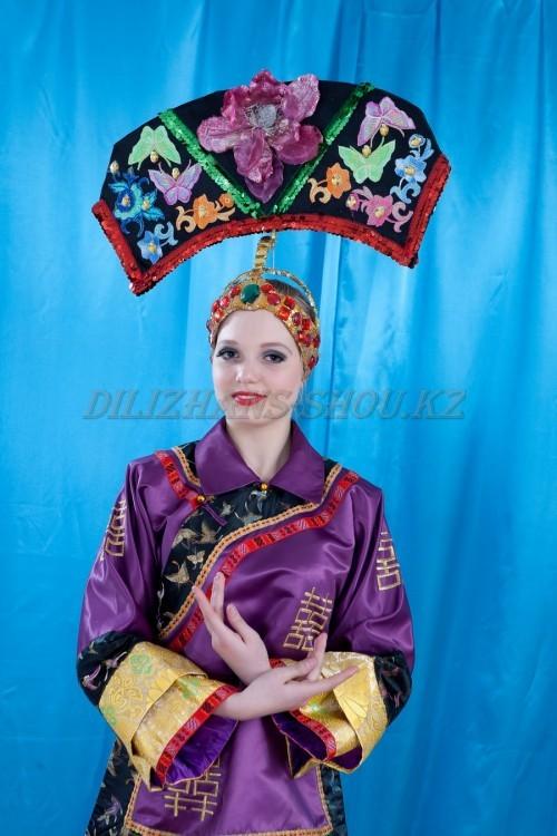 Китайский Народный Женский Костюм Доставка