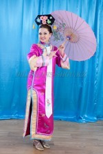 2171 китайский национальный костюм женский