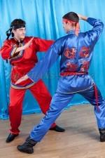 2187 . китайский национальный костюм мужской
