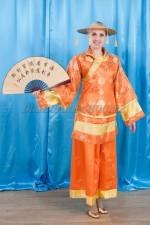 02444 Китайский женский национальный костюм