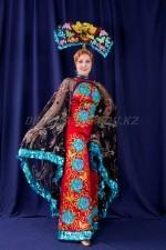 2173 китайский костюм женский (Бабочка)