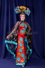 02441 Китайский костюм женский