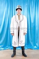 2293. кыргызский мужской национальный костюм