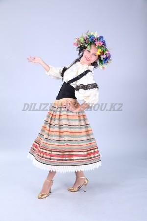 Чешские национальные костюмы