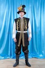 02262 Мужской польский национальный костюм