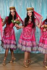 2104 женский татарский национальный костюм