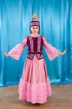 2103 женский татарский национальный костюм
