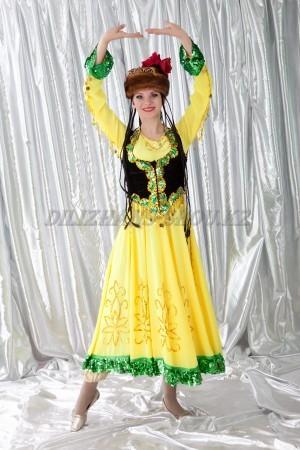 Уйгурские национальные костюмы