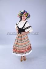 2199. Чешский национальный костюм женский