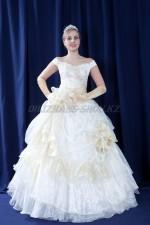 2428 бальное платье