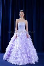 2442 бальное платье
