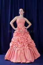 2446 бальное платье