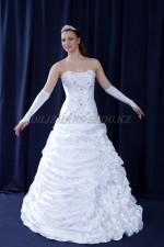 2438 бальное платье