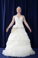 2426 бальное платье