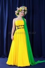 2497 вечернее платье