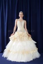 2429 бальное платье